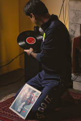 Vinyl Drool