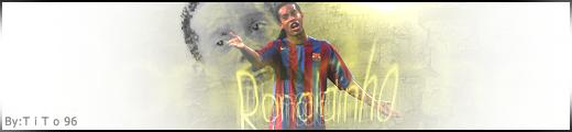 Ronaldinho 06 by 3soom96