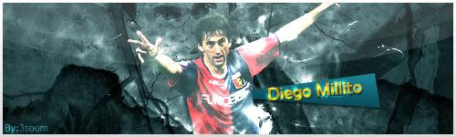 Diego Millito by 3soom96