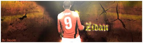 Zidan by 3soom96