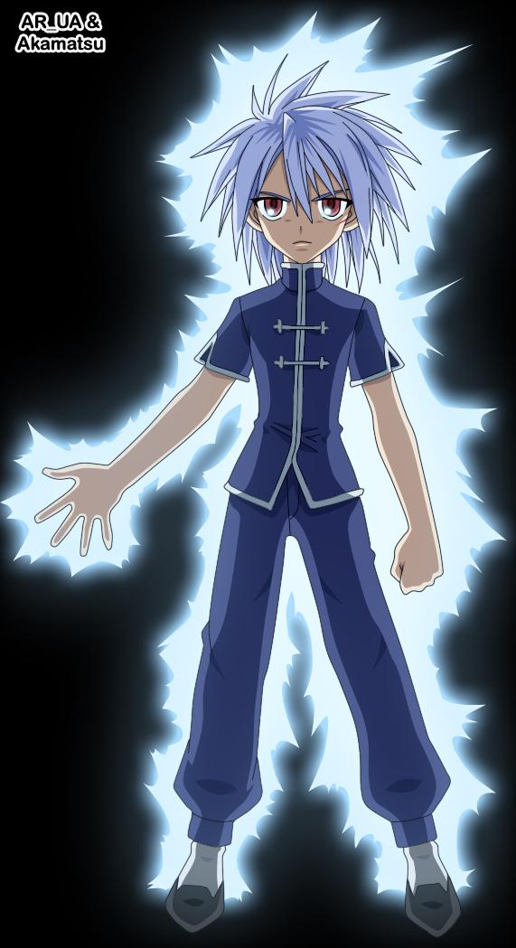 God of Lightning - Negi by Avenger94