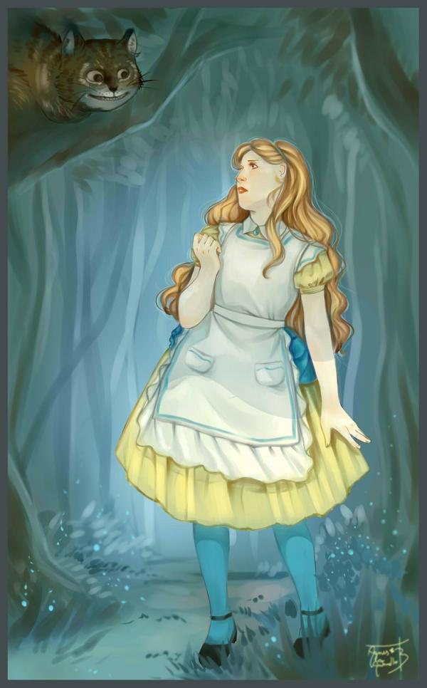 Wonderland by Blue-Milk95