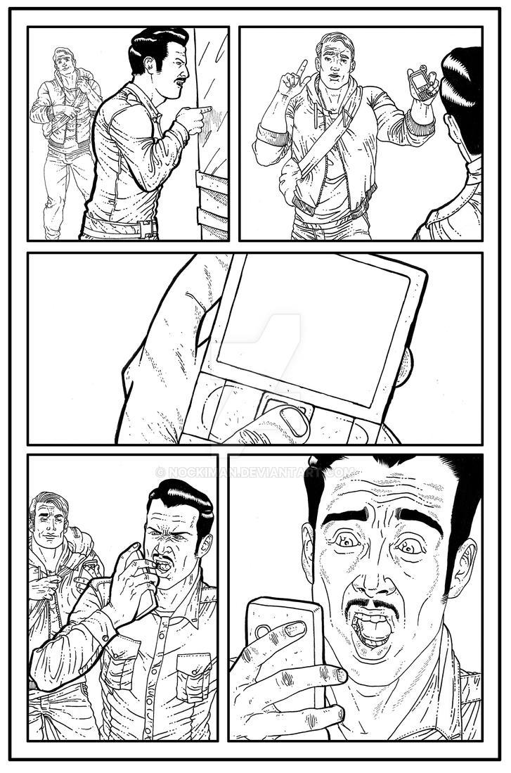 Page 6 Hi re draw by nockiman