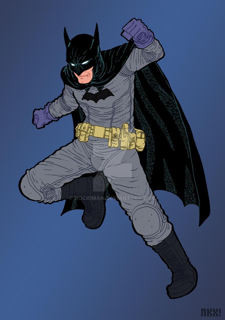 Batman classic 60 by nockiman