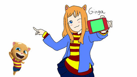 Female ginger (Ginga)