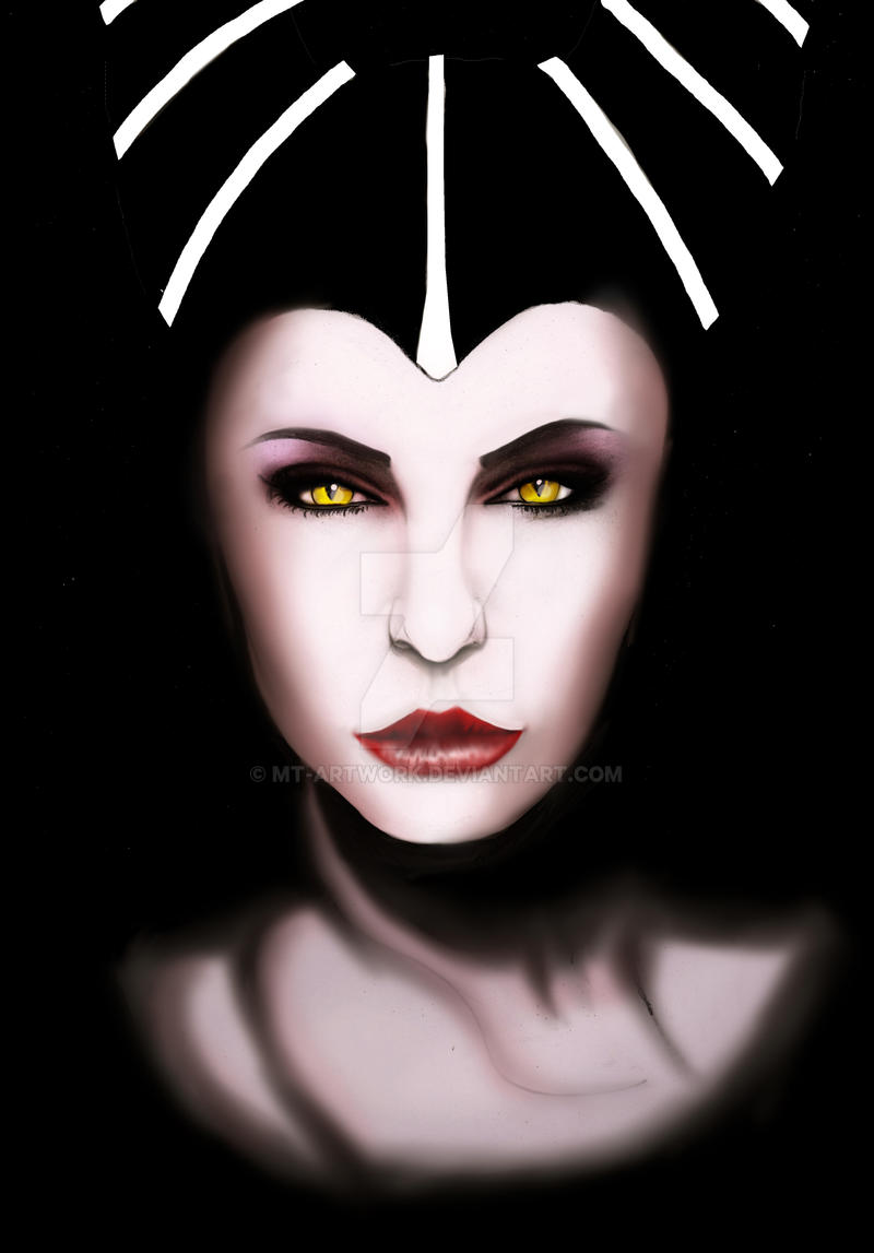 Maleficient by MT-Artwork