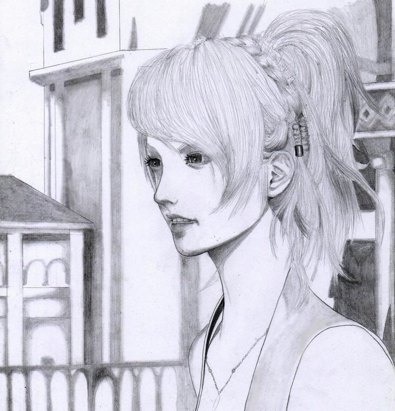 Luna Freya FFXV