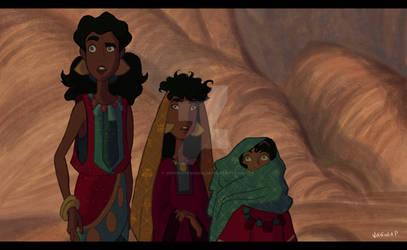 Tzipporah's sisters