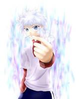 killuas ice candy by panchan77