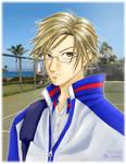 -- Tezuka at Vacation --