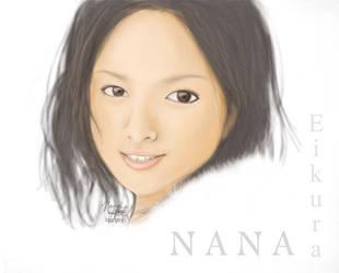 Eikura Nana chan by panchan77