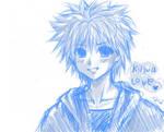 -- killua love --