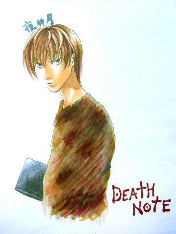 Death Note - Light