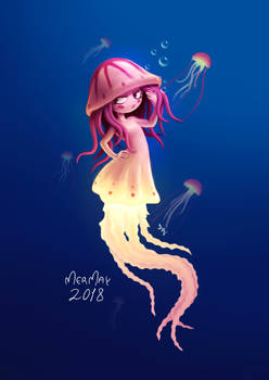 Day 4: Jellyfish