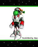 YoshiUnity Man