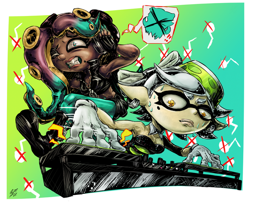 It was worth a try, Marie by YoshiUnity