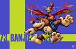 73. Banjo and Kazooie