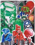 Grafitti Beat by YoshiUnity