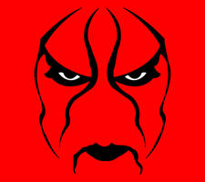 Sting Red Wallpaper by capt2001