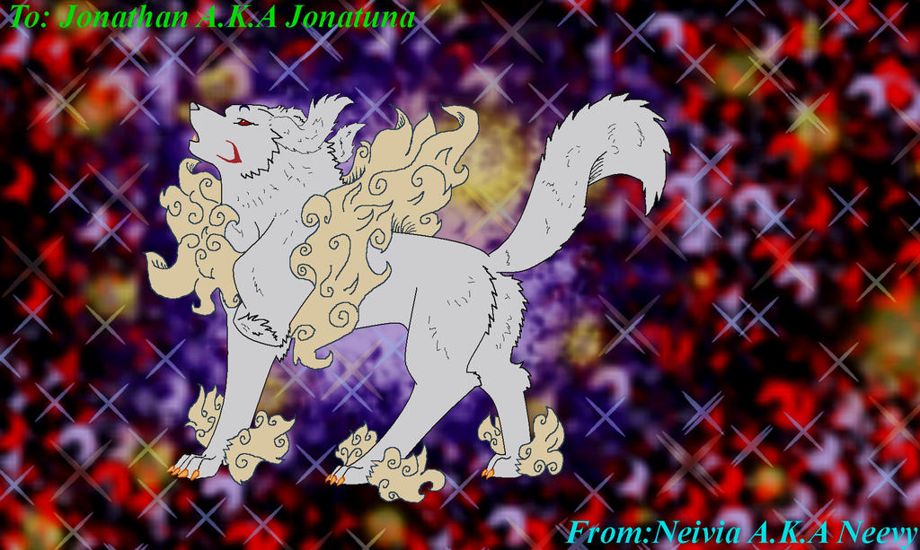 Sesshomaru in dog demon form by GaaraxNeevy on DeviantArt