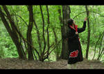 Uchiha Itachi: In the forest