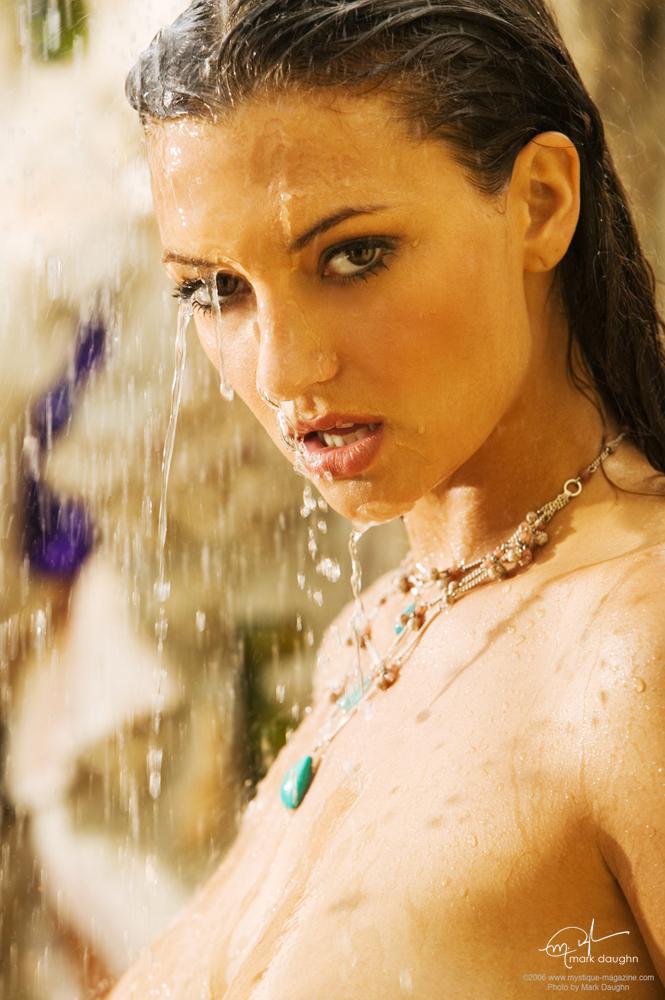 island shower 3 by markdaughn