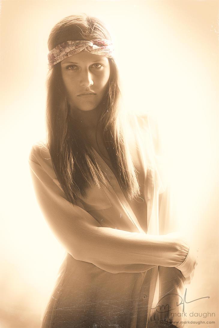 hippie 001 by markdaughn