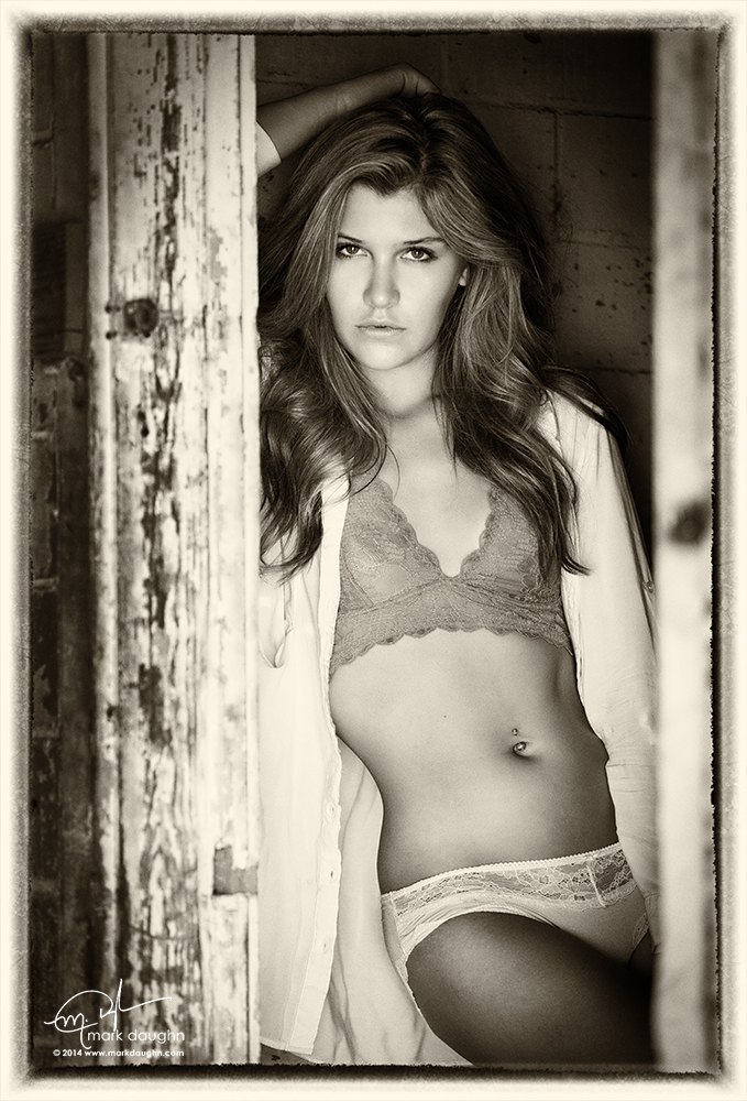 Shelby Lingerie 1 by markdaughn