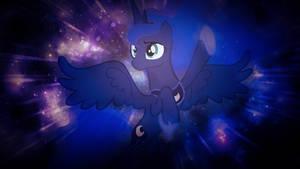 Luna in Space