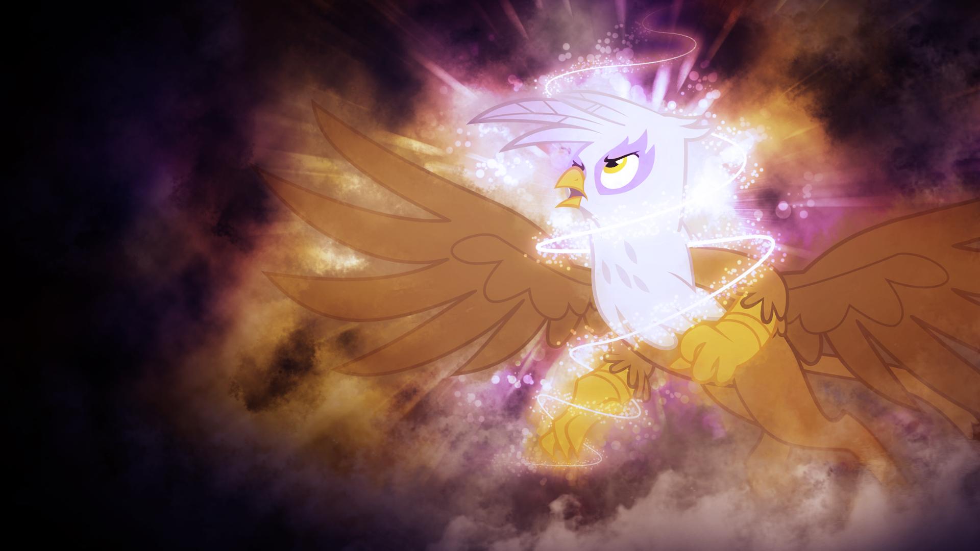 Gilda Taking Flight Wallpaper