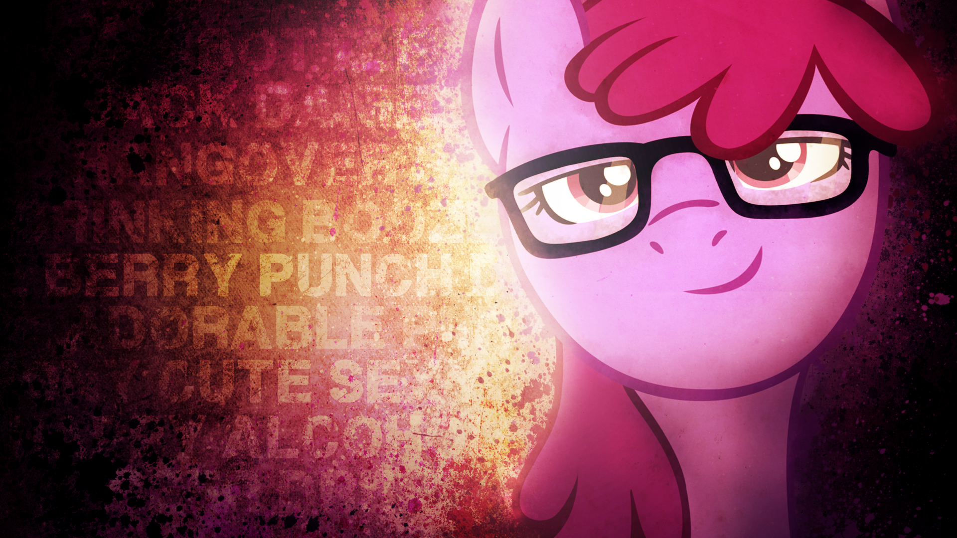 Hipster Berry Punch