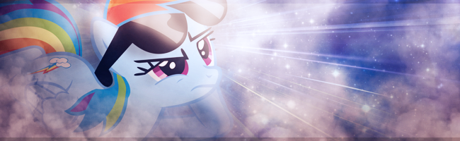 Request: Rainbow Dash Sig by SandwichDelta