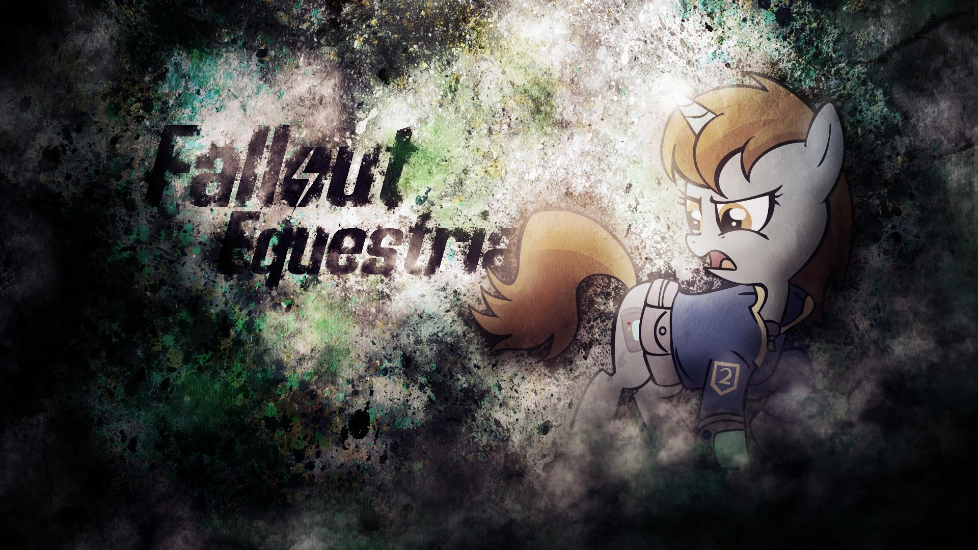 Fallout Equestria - Littlepip by SandwichDelta