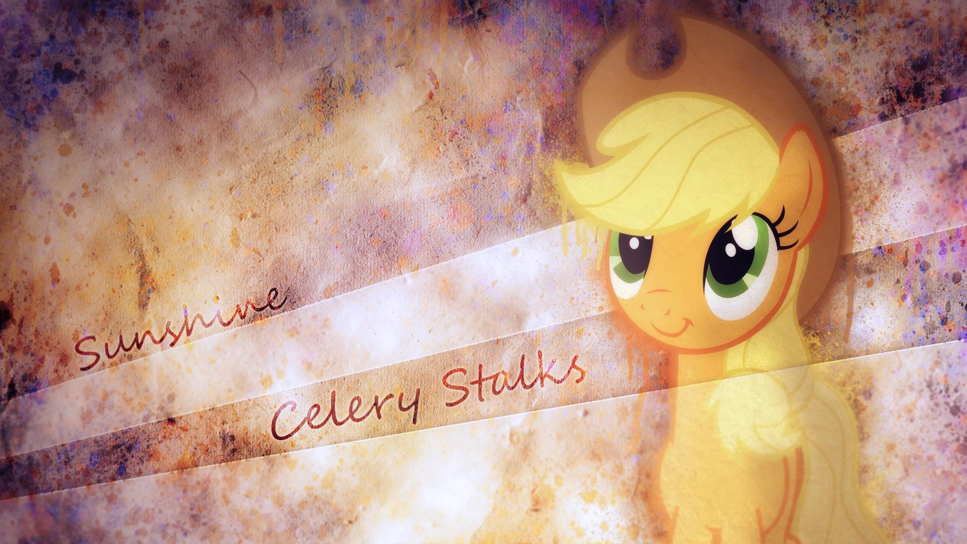 Sunshine and Celery Stalks by SandwichDelta