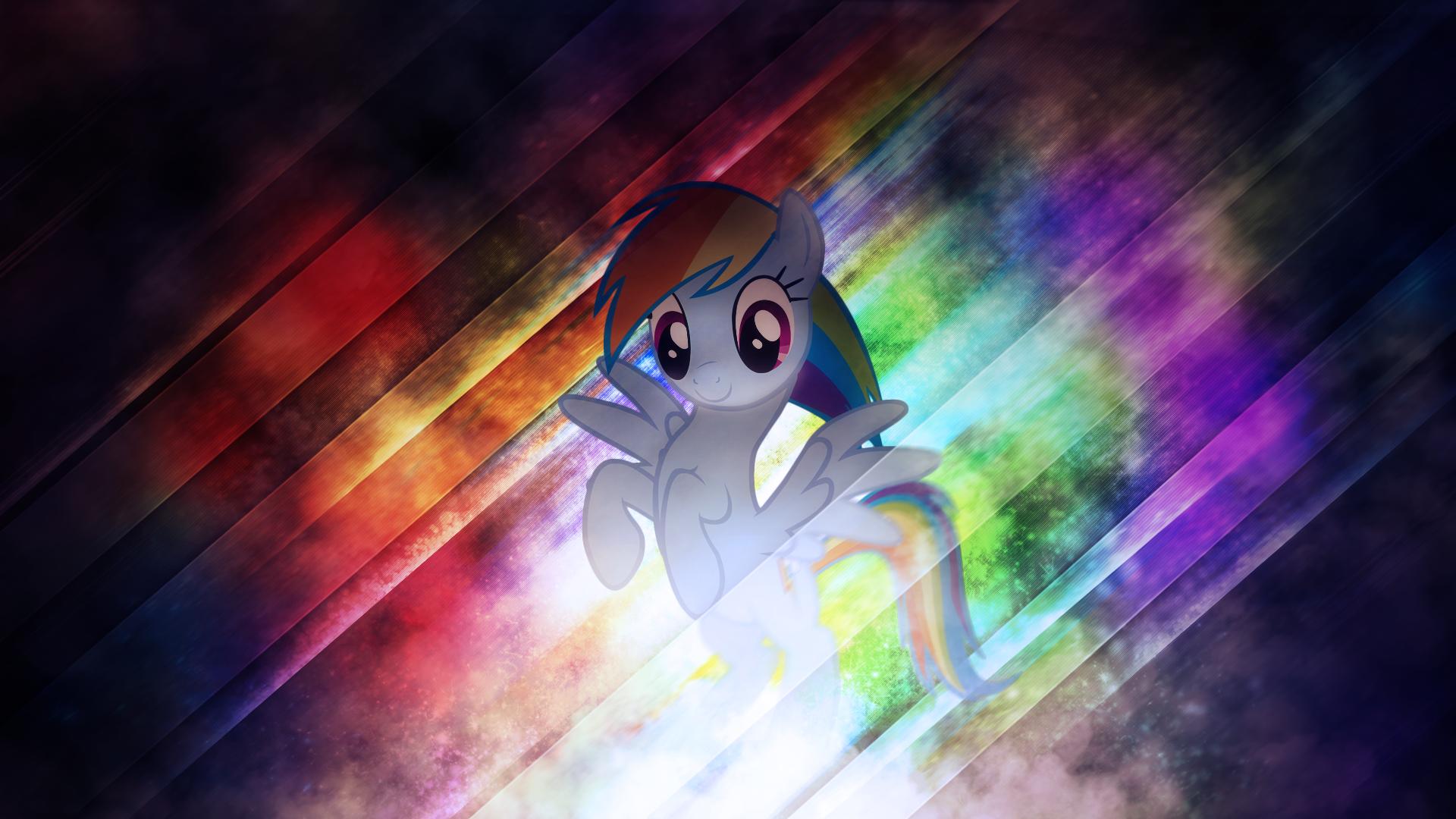Rainbow Dash - Loyalty (VIP)