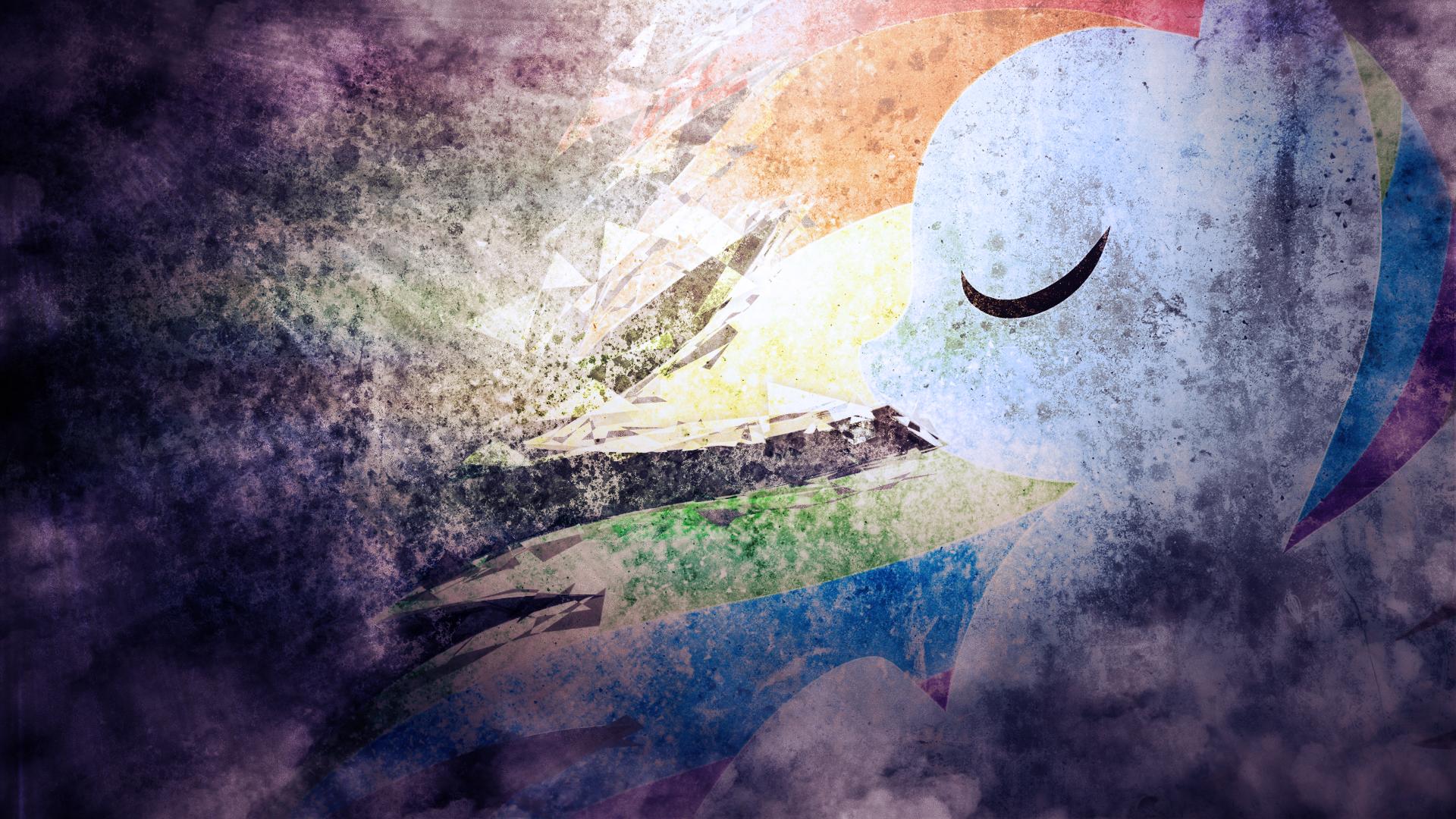 Rainbow Dash - MegaSweet (20% Cooler Edit)