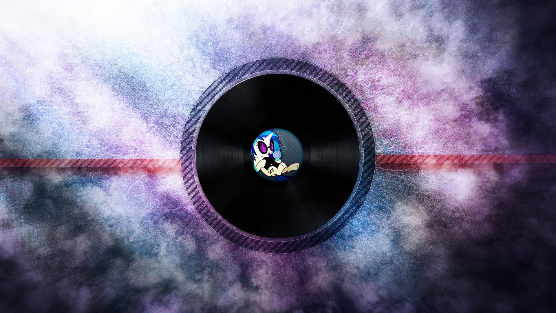 Scratchin' Vinyl | EphemeralBlue Collab