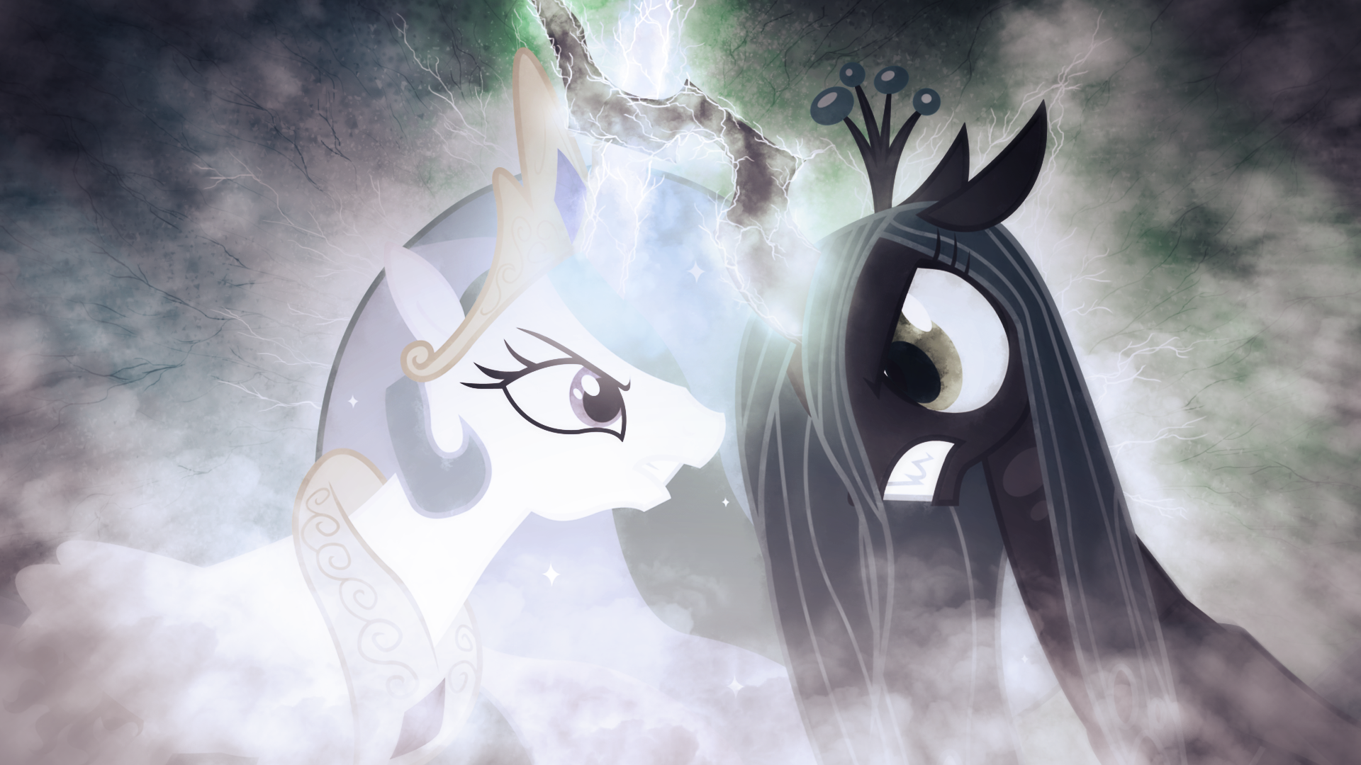 Duel of the Fates by SandwichDelta