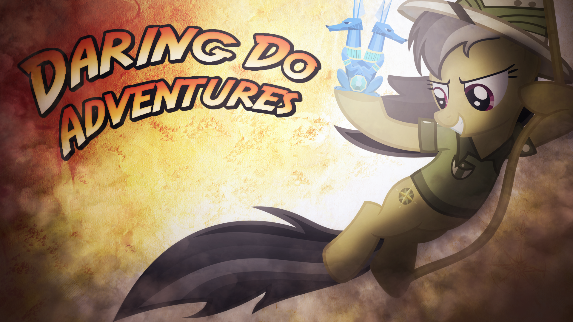 Daring Do Adventures! by SandwichDelta