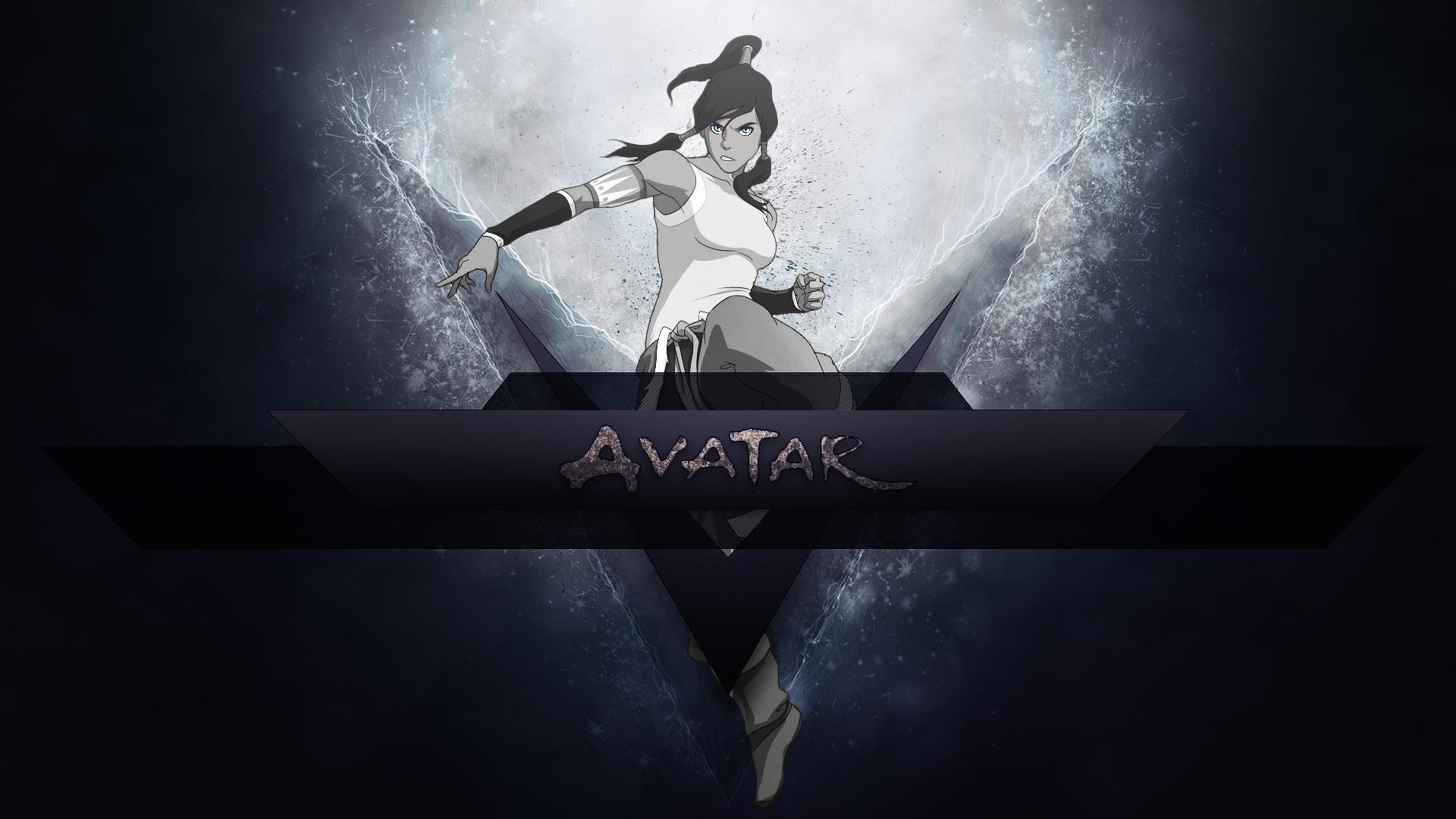 Avatar Korra by SandwichDelta