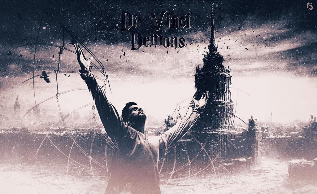 Da Vinci Demons Wallpaper By FatihGraphic71 On DeviantArt