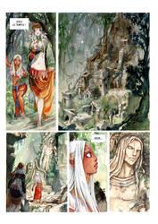 Page tres tres tres collector by Alice-Bobbaji