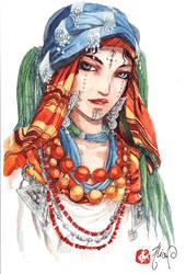 Berbere by Alice-Bobbaji