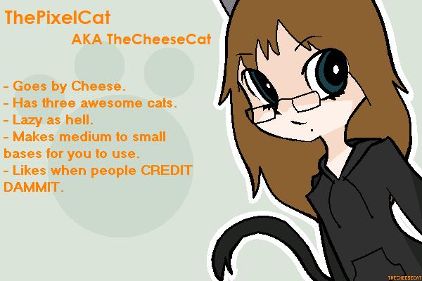 ThePixelCat's Profile Picture