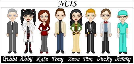 NCIS by Nivyan