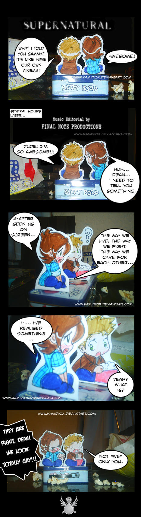 Cinema by KamiDiox
