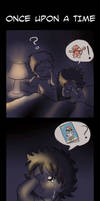 Once upon a time by KamiDiox