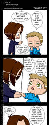 What if (Happy 35th bday Jensen) by KamiDiox