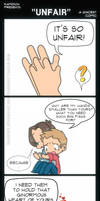 Unfair: a Wincest comic