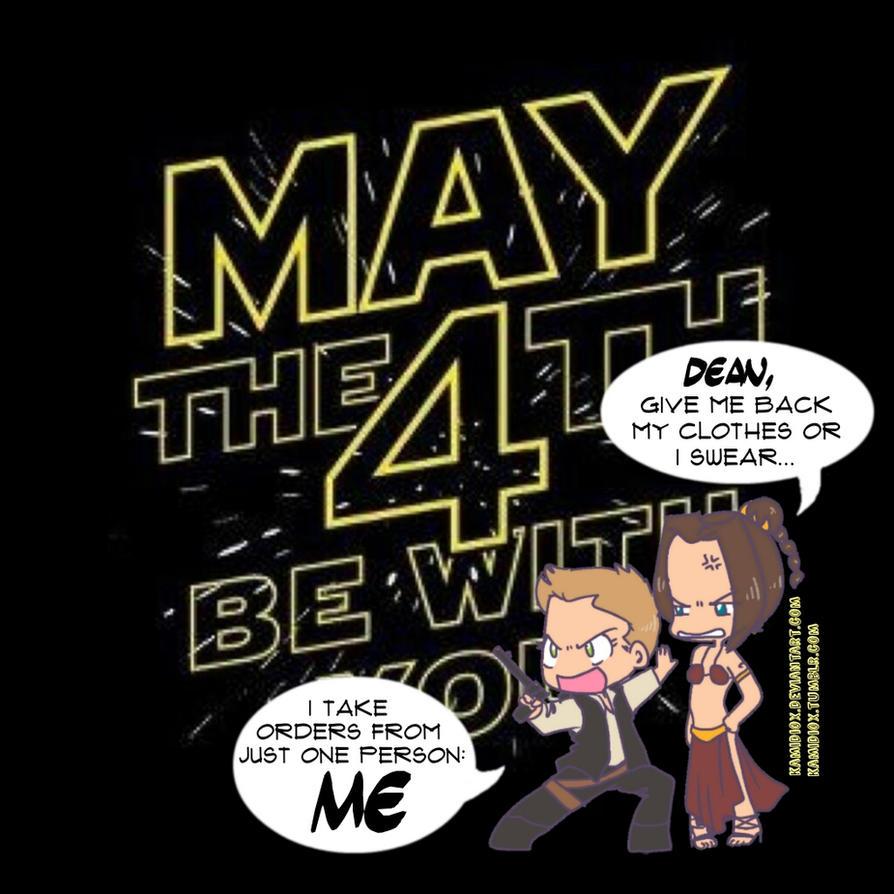 May  4th by KamiDiox